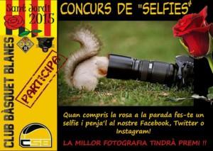 Concurs Selfies